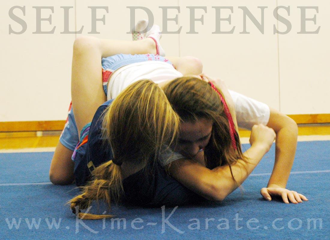 Victor Self Defense Program
