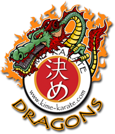 Dragons Kids Karate Program at Kime Karate