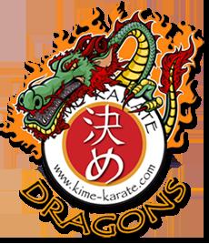 Dragons Kids Karate Program at Kime Karate