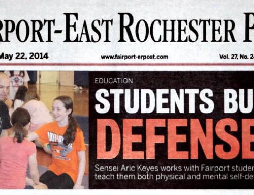 Students Build Defenses