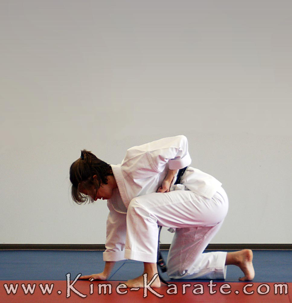 Kata Workshop with World Champion Katie Murphy