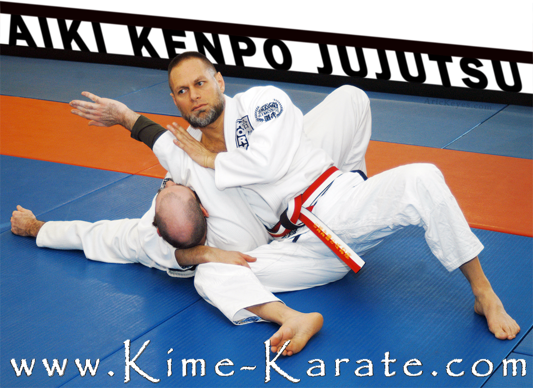 AKJJ at Kime Karate in Fairport