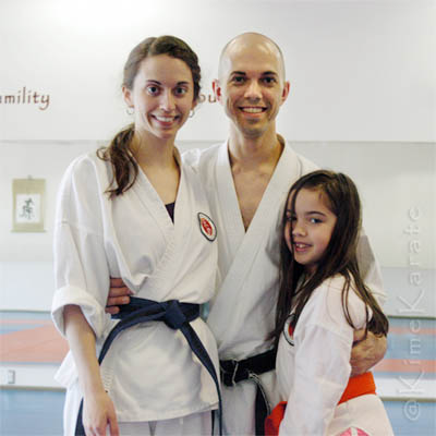 Family martial arts school in Fairport NY