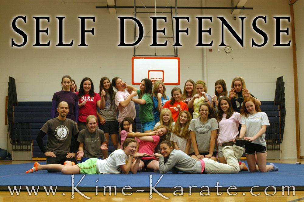 School Self Defense Program