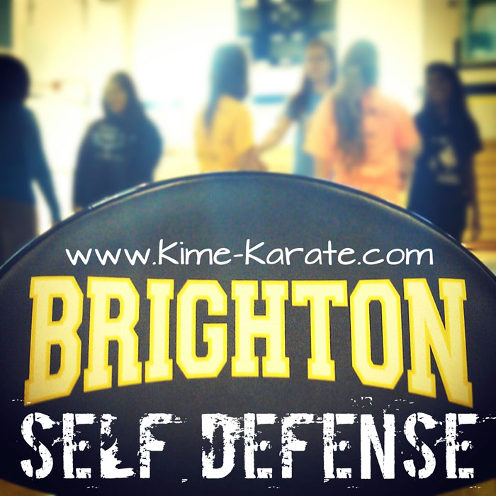 Brighton Self Defense Program