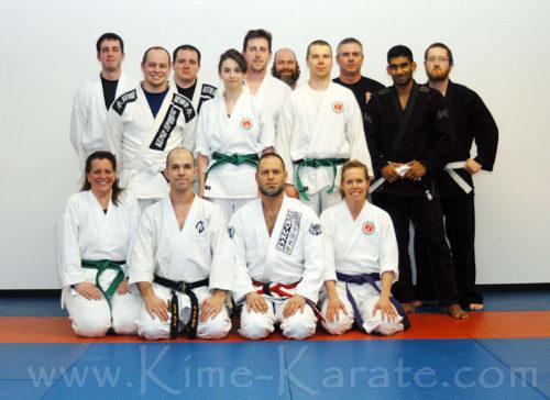 Paul Lopresti Seminar Kime Karate