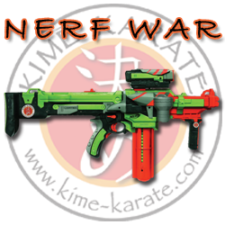 Nerf War in Fairport