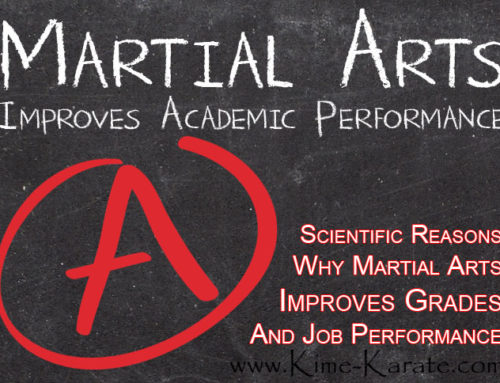 Martial Arts Training Improves Academic Performance