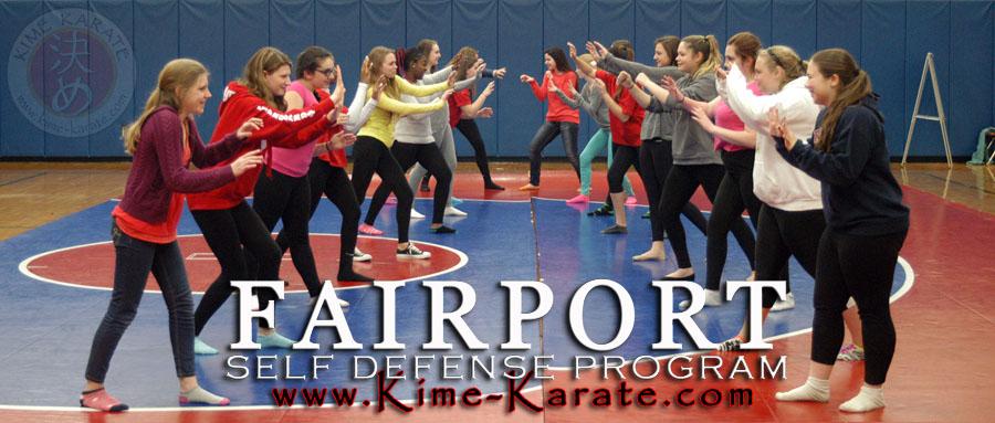 fairport self defense martha brown