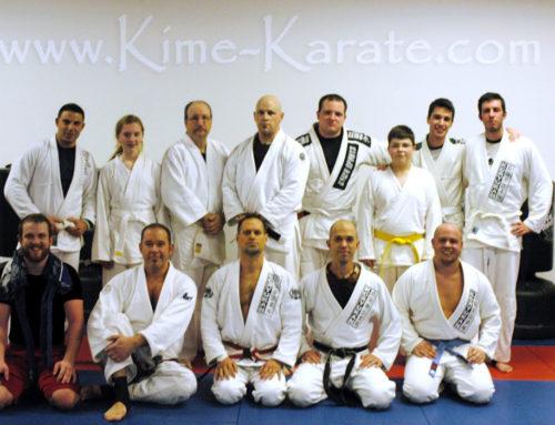 Aiki Kenpo Jujutsu Seminar