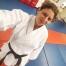 Laura Kleiman, one of the fantastic instructors at Kime Karate in Fairport