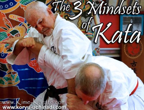 The Three Mindsets of Kata