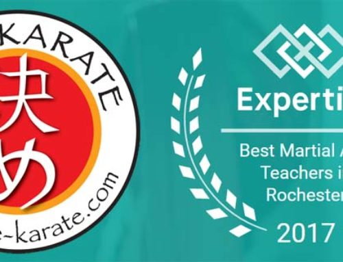 Best Martial Arts Teachers in Rochester!