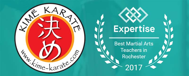 Kime Karate in Fairport voted among the best martial arts schools in Rochester, NY!