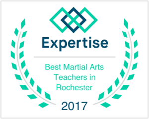 Best martial arts teachers in Rochester award