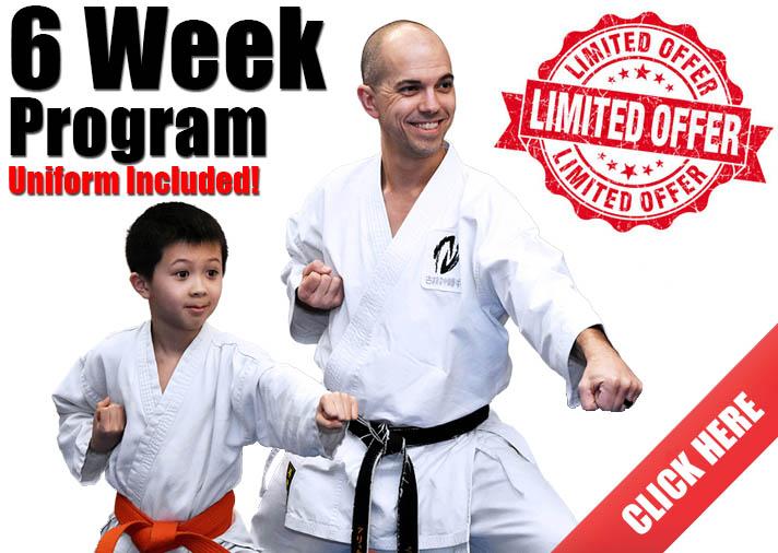 6 week special offer
